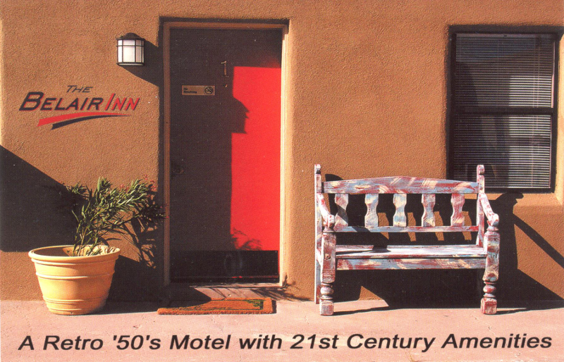 Belair Inn at Truth or Consequences, NM